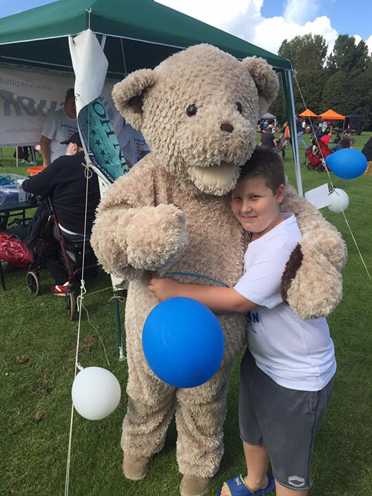 Teddy bears picnic in aid of KTHG funds to Save Our Horton