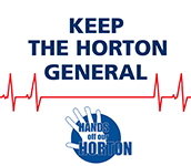 Hands off our Horton logo